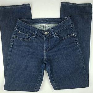 EUC Banana Republic Urban Boot Cut 5 Pocket Jeans